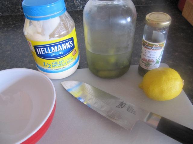 Monday, Monday + Tartar Sauce Recipe - Beautiful Calling