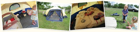 View 2010 BC Tenting It!