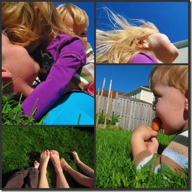 2010 Crunchy Carrots