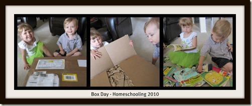 2010 Box Day