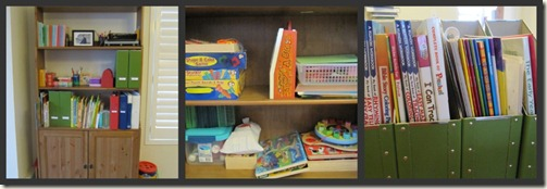 School Shelf