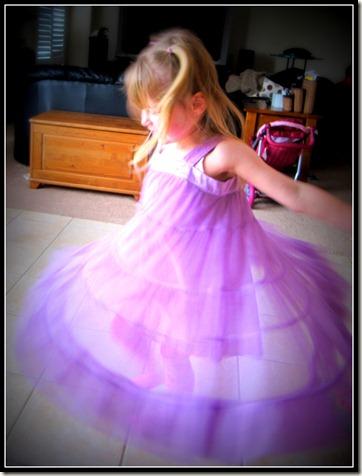 Ballerina Twirls