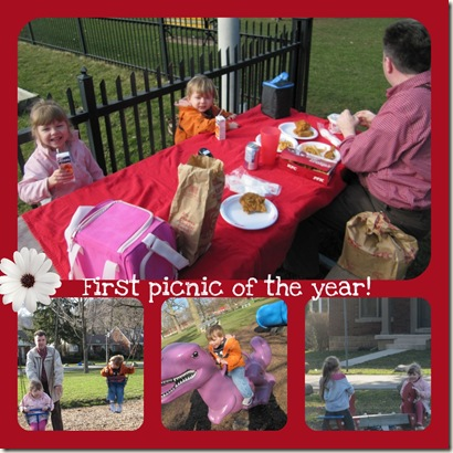 First Picnic 2011