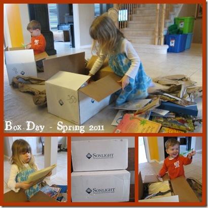 Box Day 2011