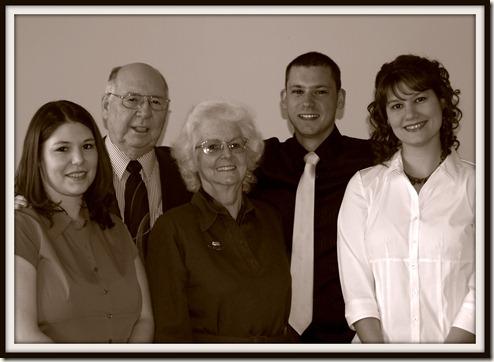 Gran, Gramp and Us