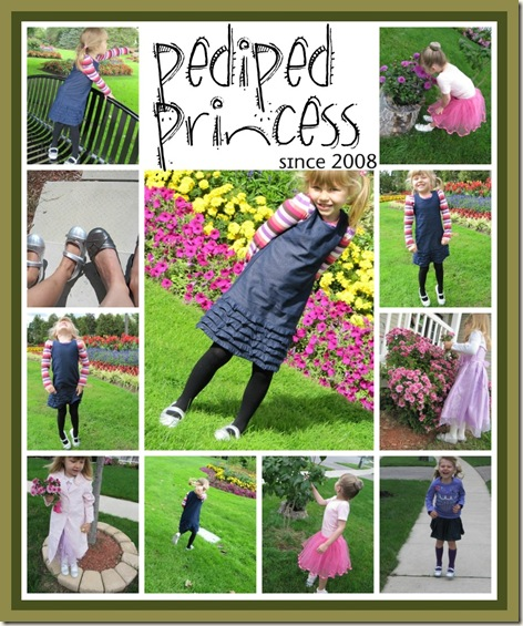 Pediped princess 2008