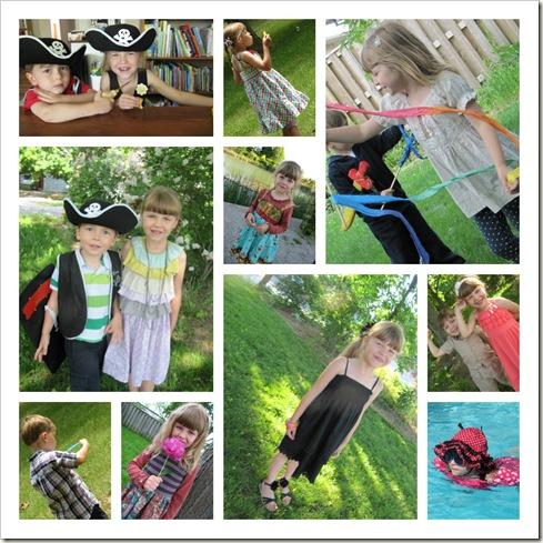 Kids What To Wear June