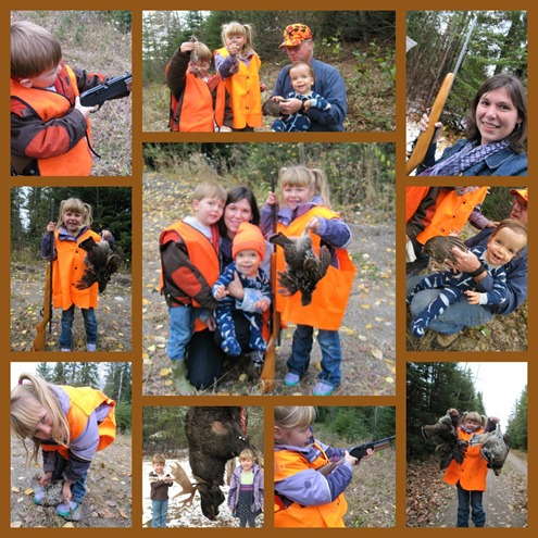 Hunting in Sioux Lookout