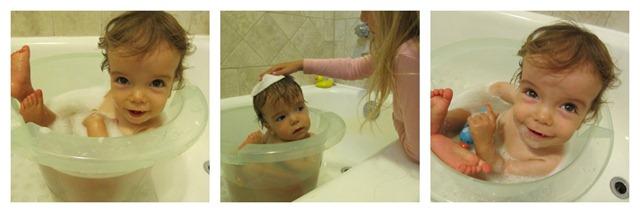 Spa Baby Bathtub