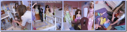 Barbie Playdate