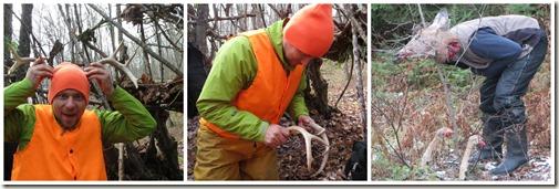 Deer Parts