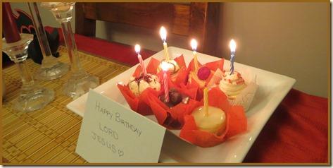 Happy Birthday Lord Jesus