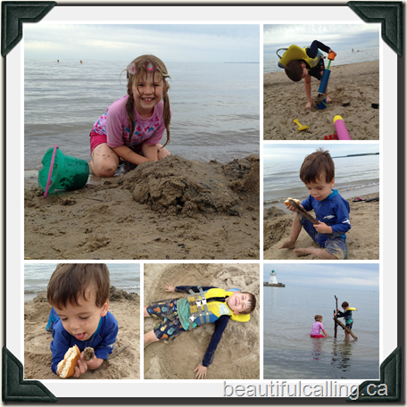Port Dover Beach Day