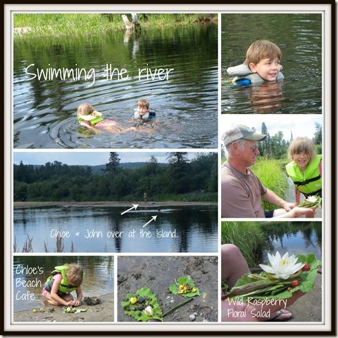 Grandparents Swimming 2014