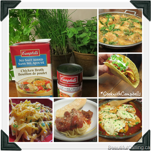 #CookwithCampbells