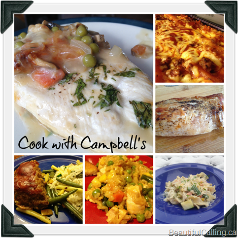 Cook with Campbells